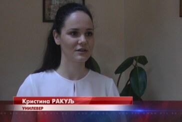 Kompanija UNILEVER donirala Predškolskoj ustanovi Nata Veljković pakete sredstava za higijenu