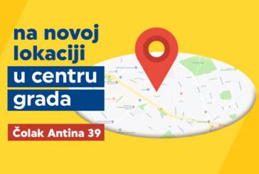 Outlet Kruševac – nova lokacija u centru grada