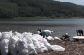 Akcija čišćenja jezera Ćelije