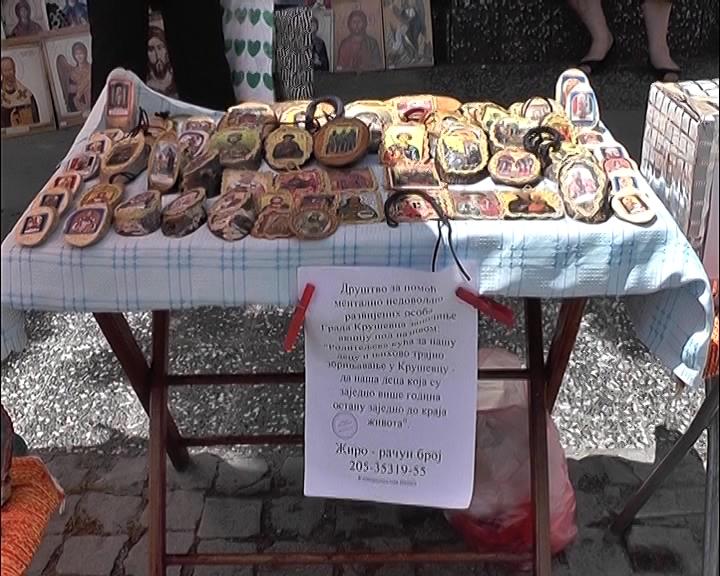 Društvo za pomoć nedovoljno razvijenih osoba Grada Kruševca obeležilo 52. rođendan