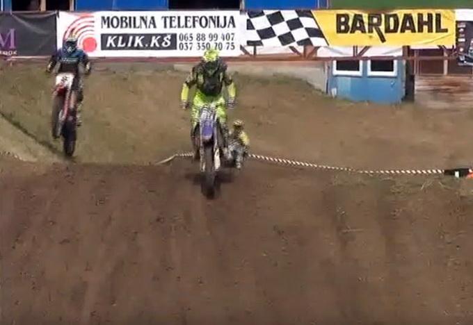 U Globaru održano Evropsko prvenstvo u motokrosu, Balkanski i Nacionalni šampionat