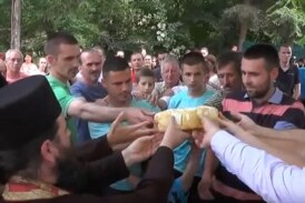 Selo Srnje proslavlja Svetu Trojicu kao svoju bogomolju