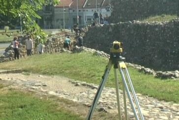 Arheološka iskopavanja kod Donžon kule