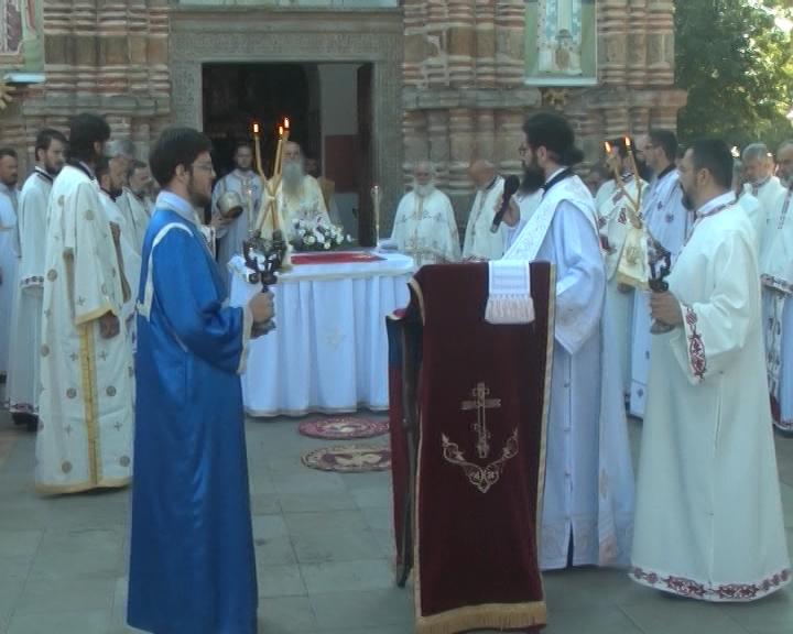 U crkvi Lazarici svečana liturgija povodom 800 godina autokefalne Srpske pravoslavne crkve