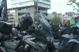 Turistički reli Moto Asocijacije Srbije prvi put prošao kroz Kruševac