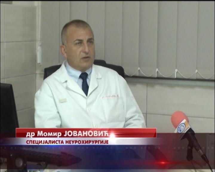 Neirohirurg dr Momir Jovanović: Bol u glavi ne treba zanemarivati