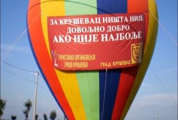 """Četvrti festival balona """"Kruševac kroz oblake"""" od 2. do 4. avgusta na Bagdali"""