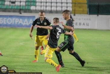 Trajal bolji od Kolubare (1:0), nastavak priprema na Ohridu