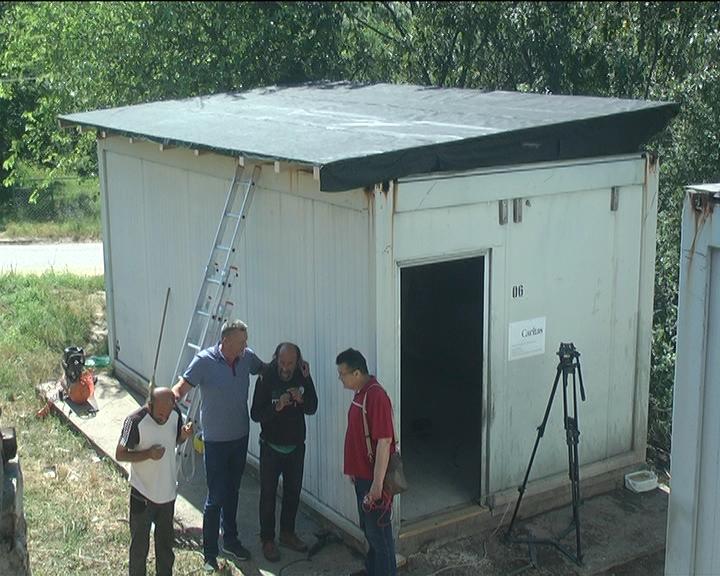 Pomoć porodici Milićević u Padežu