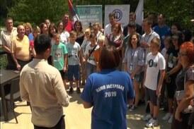 Na Jastrepcu otvoren Kamp za decu obolelu od šećerne bolesti