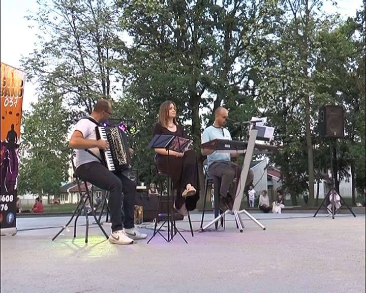 "Koncert ""Maestro benda 037"" u Pionirskom parku"