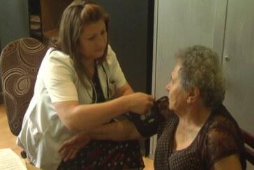 Dom zdravlja Kruševac organizovao preventivne preglede za meštane sela Gari i Cerova
