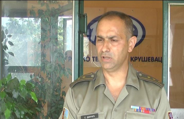 Centar ABHO u Kruševcu ima potrebu za popunom radnih mesta profesionalnih vojnika