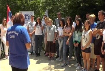 Na Jastrepcu održan kamp u organizaciji Društva za borbu protiv šećerne bolesti u Kruševcu