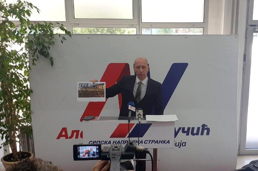 Gradski odbor SNS: Kruševac je zaista postao pravi evropski grad