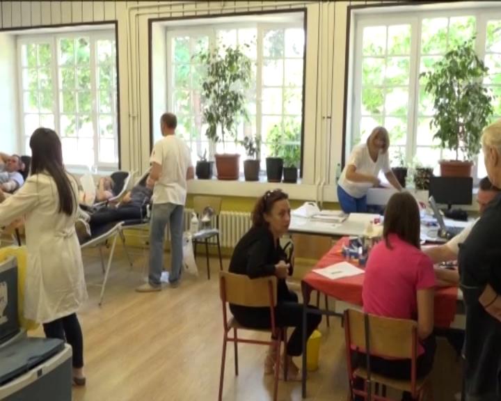 U Trsteniku još jedna uspešna akcija davanja krvi