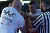 Miljan Đorđević treći na Svetskom kupu u sportskom obaranju ruke