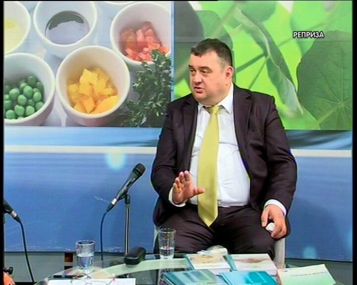 "Dr Aca Ćirković u emisiji ""Svet zdravlja"" TV Kruševac"