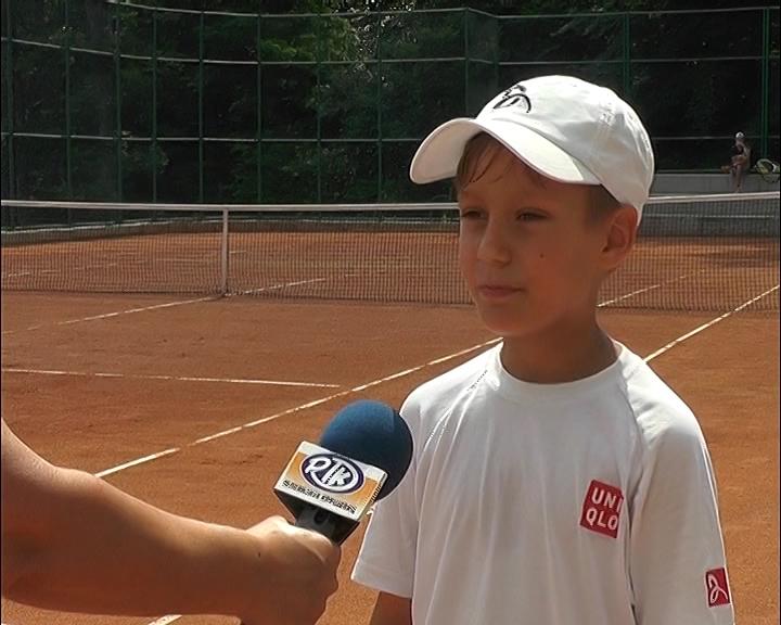 U Ribarskoj Banji prvi u nizu revijalnih teniskih turnira