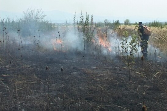 Manje intervencija kruševačkih vatrogasaca u gašenju požara na otvorenom nego nekih prethodnih godina