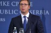 Predsednik Aleksandar Vučić: Ostavka Haradinaja politički trik
