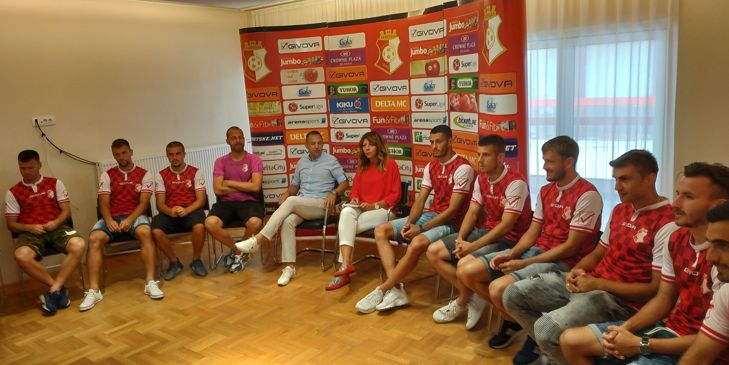 FK Napredak u subotu otvara novu sezonu protiv Čukaričkog u Beogradu