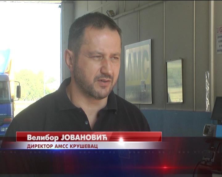 Velibor Jovanović, direktor AMSS Kruševac: Samo dobro pripremljen auto može osigurati ugodno i bezbrižno putovanje