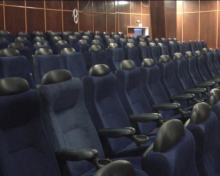 Zavšni radovi na renoviranju bioskopa u Domu Sindikata