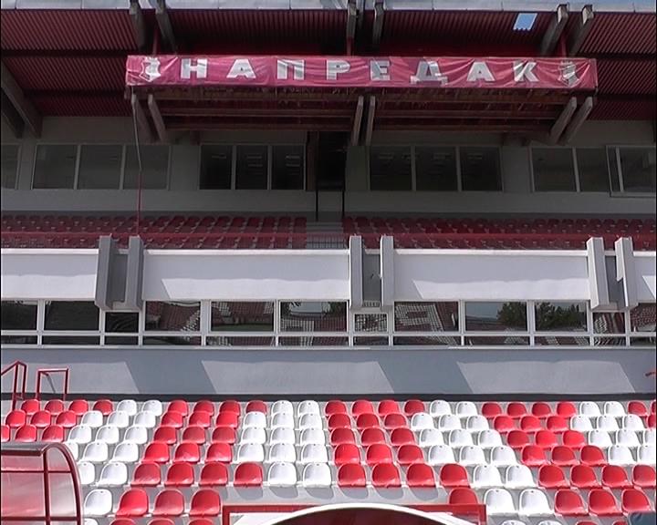 FK Napredak pred nedeljnu utakmicu sa Partizanom