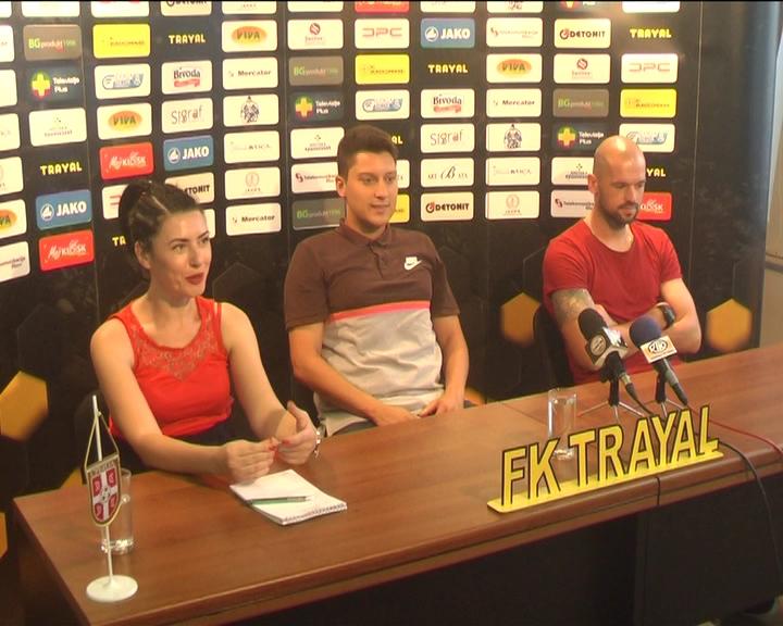 FK Trajal očekuje novu pobedu protiv Grafičara u sredu