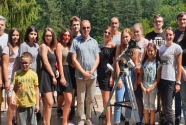 """Održan astronomski kamp """"Jastrebac 2019"""""""