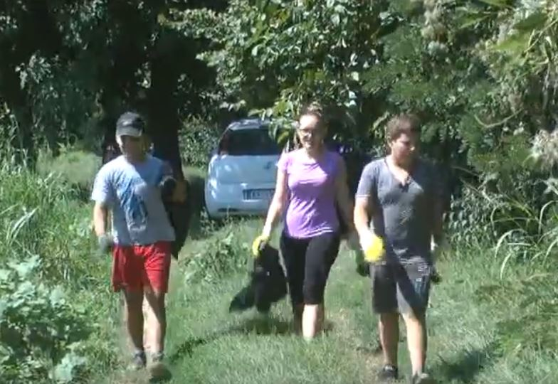 U Mesnoj zajednici Jošje organizovana akcija čišćenja korita i priobalja Ribarske