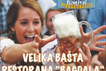 """Večeras i sutra na Bagadali """"Festival Pivo & Kobasice"""""""