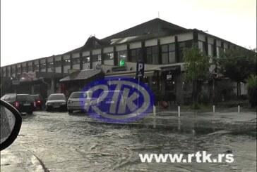 Snimci nevremena u Kruševcu i okolini