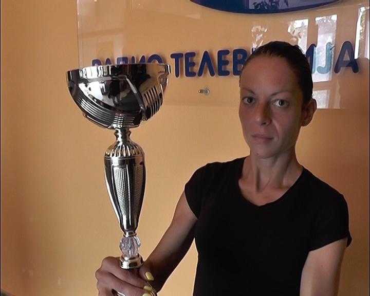 Zorana Tamburić – najbrža na 10.000 metara na 4. noćnom polumaratonu u Kruševcu