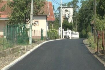 Završena deonica puta u Šavranu u dužini od 450 metara, u toku dalji radovi na izgradnji puta