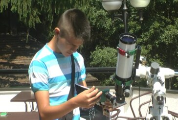 """Letnji kamp astronomije """"Jastrebac 2019"""""""