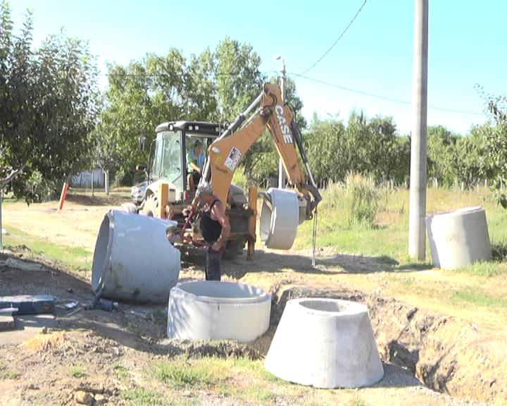 VARVARIN: Pri kraju radovi na izgradnji kanalizacione mreže u naselju Rasadnik