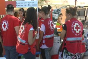 Volonteri Crvenog krsta Kruševac obeležili Međunarodni dan mladih