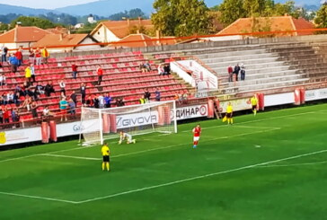 FK Napredak elimisan iz Kupa Srbije