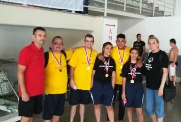 Sedam medalja za plivače Palestre u Kragujevcu
