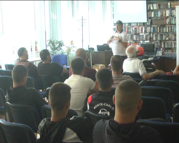 Po konkursu Angencije za bezbednost saobraćaja u Kruševcu održana edukacija motociklista