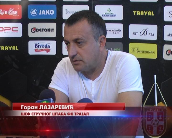 FK Trajal pred utakmicu sa Kabelom: Uz podršku navijača do pozitivnog rezultata