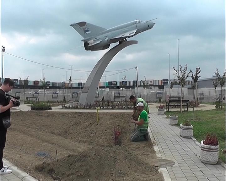 JKP Kruševac radi na uređenju i ozelenjavanju novih urbanizovanih površina
