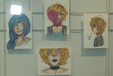Izložba crteža Elene Atanasijević u Galeriji Kulturnog centra Kruševac