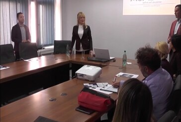Predavanje u Regionalnoj privrednoj komori Kruševac