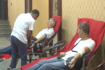 Udruženje Rezervnih vojnih starešina Kruševac organizovalo akciju prikupljanja krvi