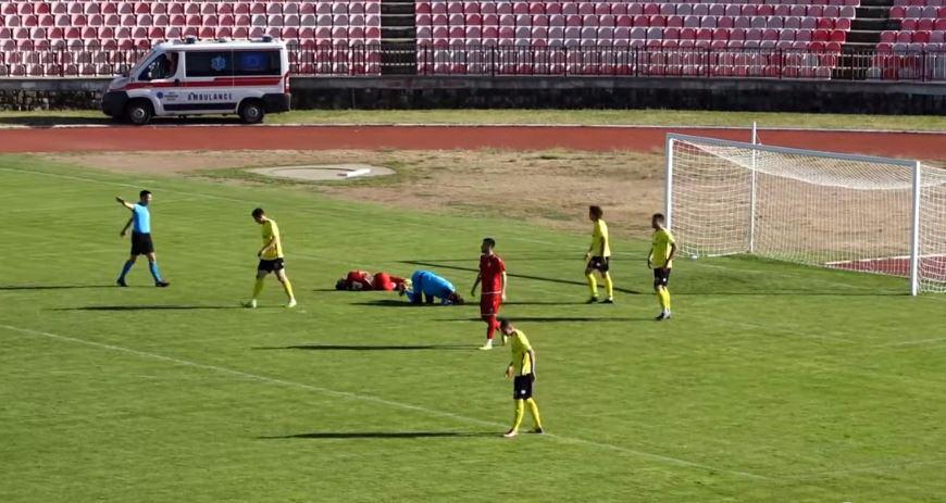 Poraz Napretka od TSC-a, Trajal remizirao u Kragujevcu