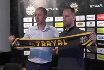 Predrag Pešić novi trener FK Trajal, u subotu sa Bačkom