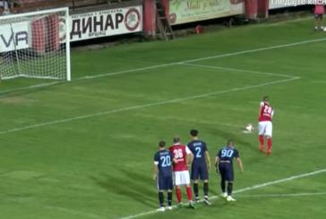 FK Napredak ubedljiv protiv Rada (4:0) – VIDEO